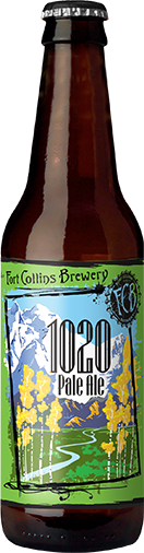 1020 Amber Bottle