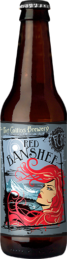Red Banshee Bottle